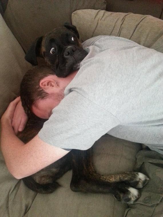 12 jel, hogy a kutyád valójában egy szőrös gyerek