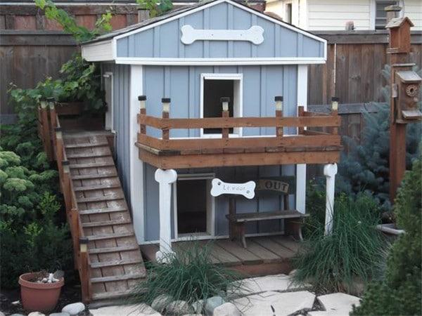 14 gazdi, aki elképesztő kutyaházat épített kedvencének12