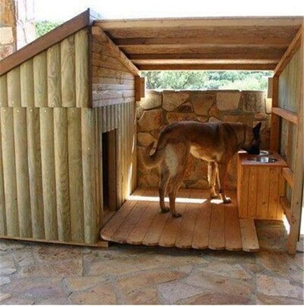 14 gazdi, aki elképesztő kutyaházat épített kedvencének14