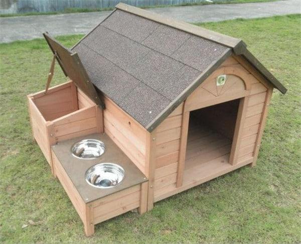 14 gazdi, aki elképesztő kutyaházat épített kedvencének5