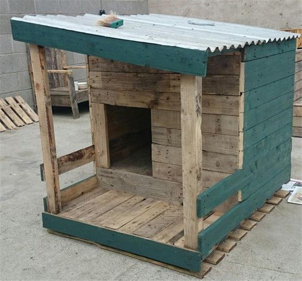 14 gazdi, aki elképesztő kutyaházat épített kedvencének9