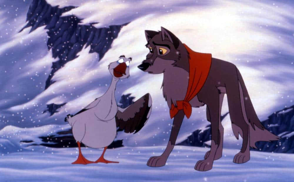 BALTO, Boris, Balto, 1995, (c)Universal Pictures