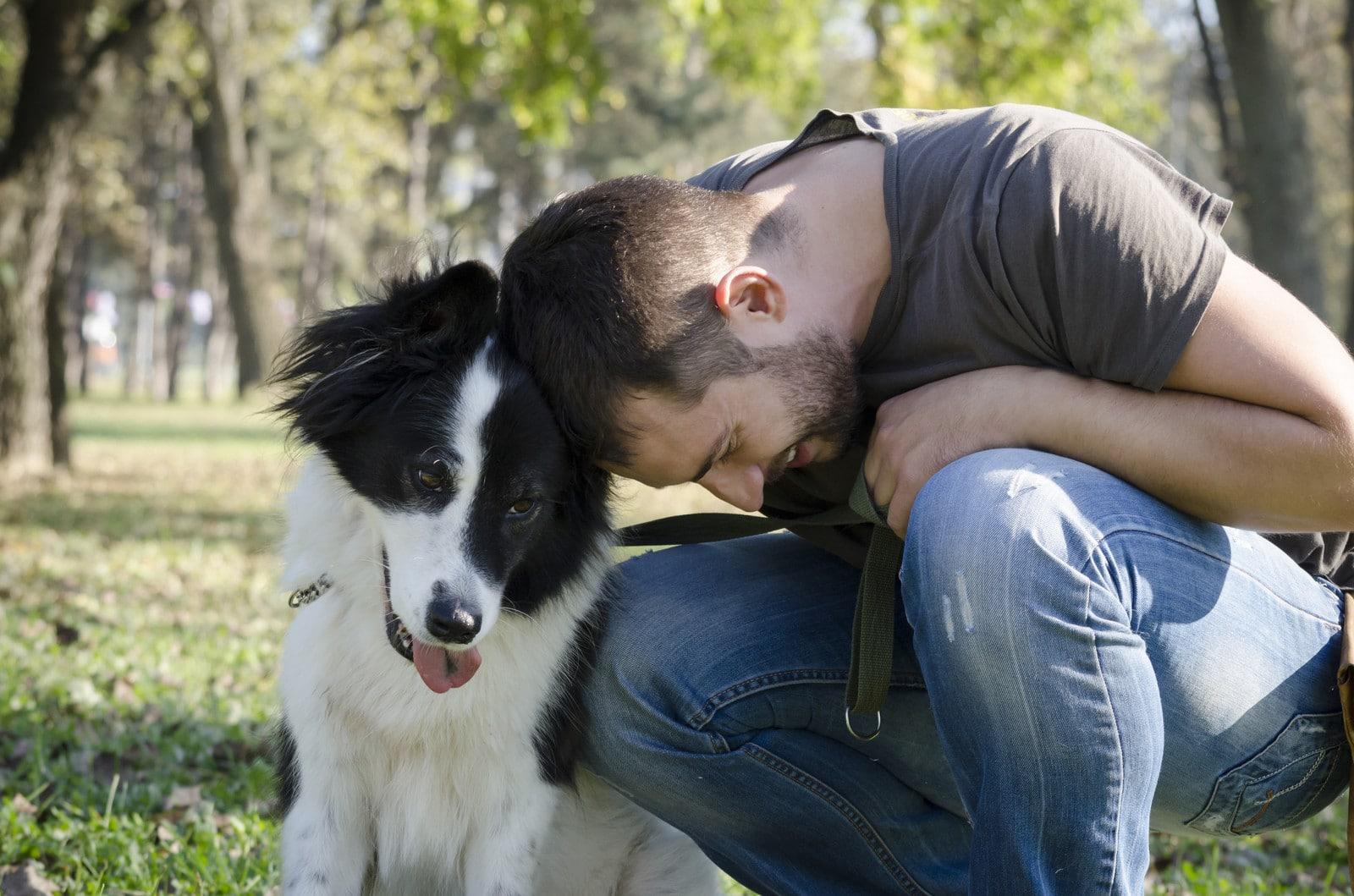Ezt érzi a kutyád, amikor te szomorú vagy