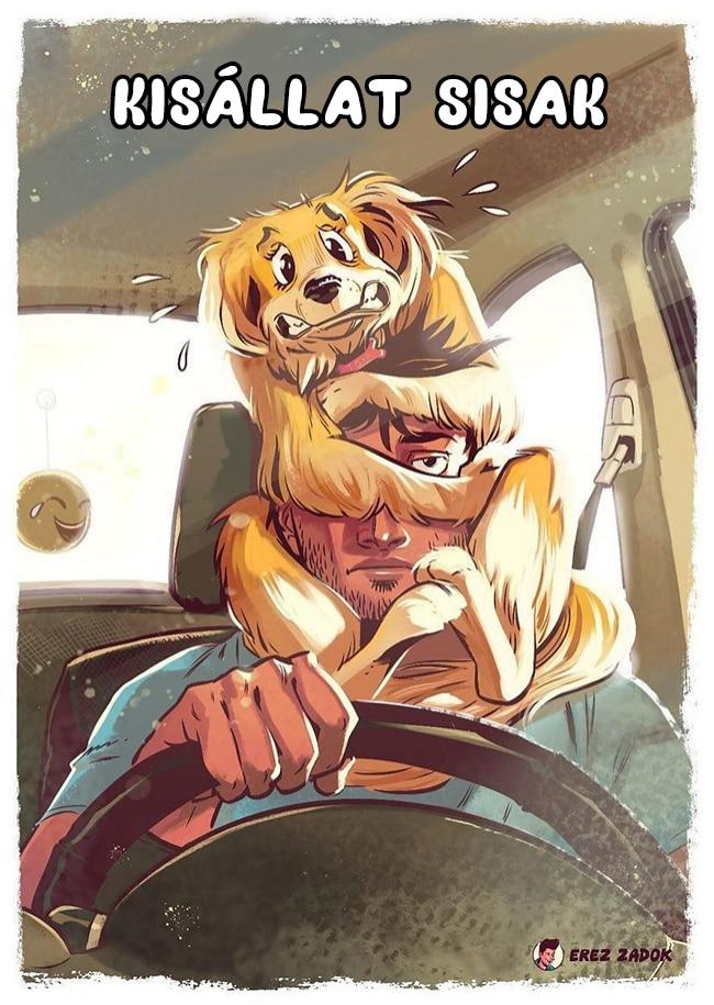 őrületesen jó rajz kutyákról