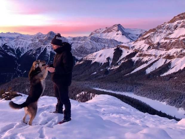 kanadai srác és kutyája fantasztikus története