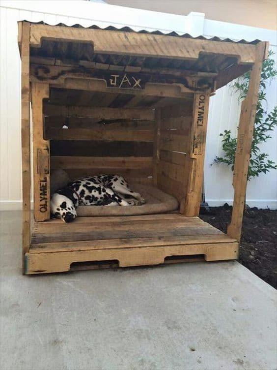 varázslatos kutyaházak