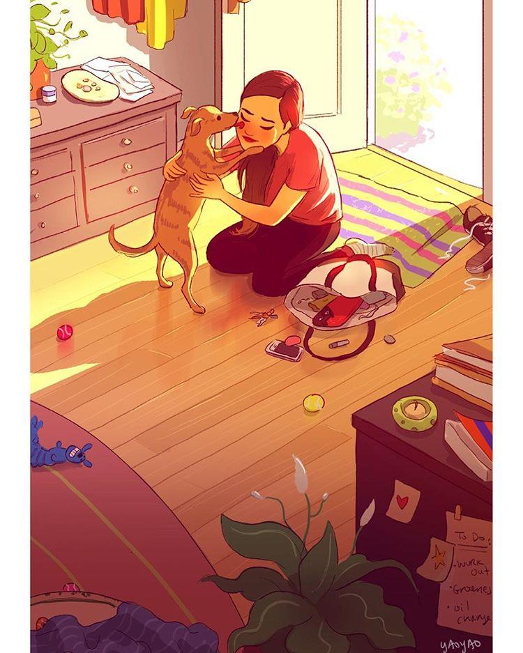 a kutyás gazdik miért nem magányosak