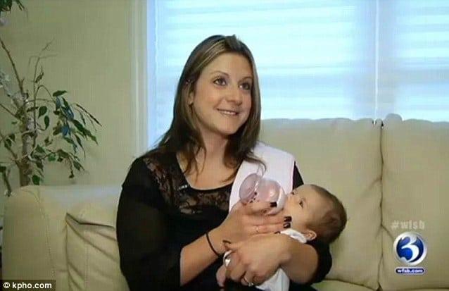 kutya megmentette a csecsemő életét