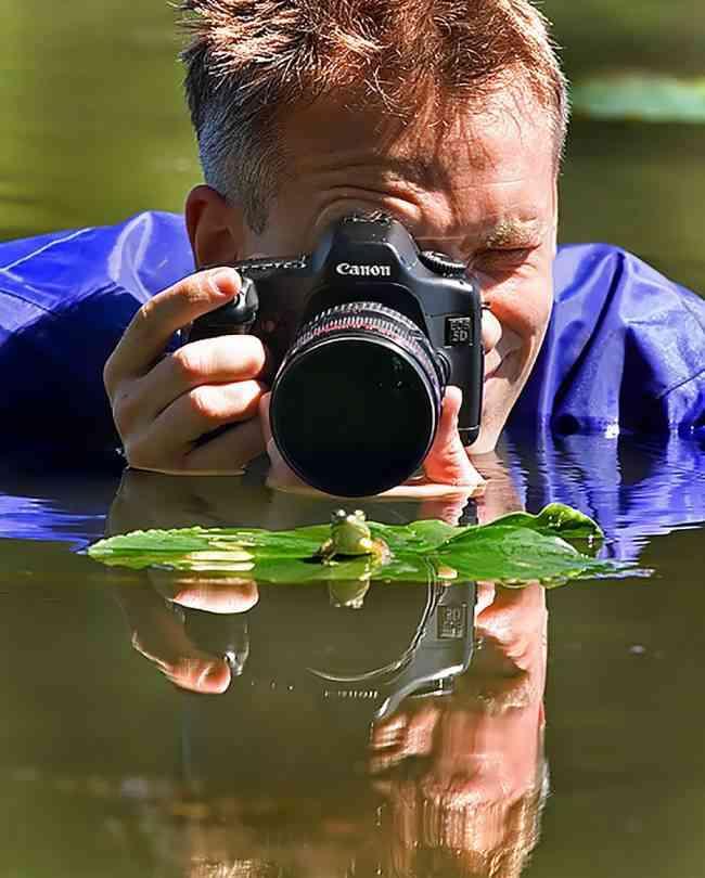 vadon élő állatok fotózása