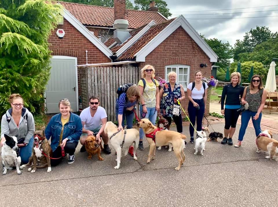 Menhelyi kutyáknak nyitott hospice házat