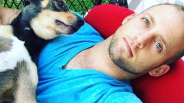 Szívbemarkoló levéllel búcsúzott el kutyájától ez a férfi