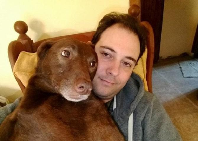 A depressziós kutyus 2 évet töltött magányosan a menhelyen3