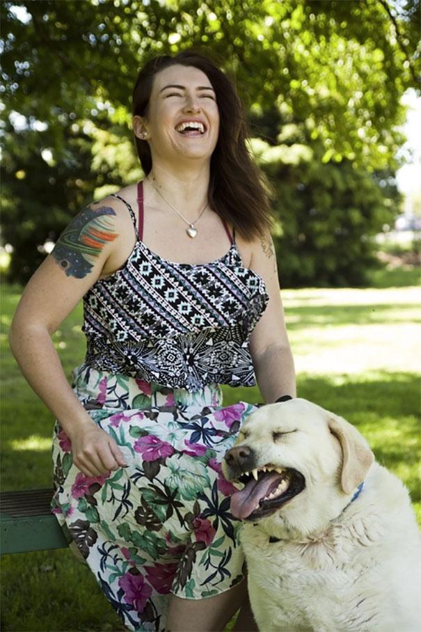 21 béna kutya, akik akaratlanul is mosolyt csalnak mindenki arcára11