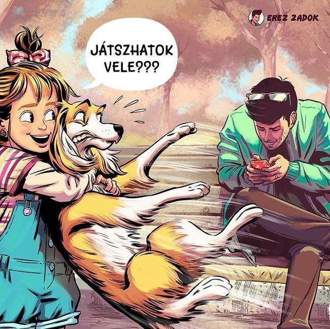 16 képregény, amely remekül bemutatja, milyen is az élet egy kutyával11