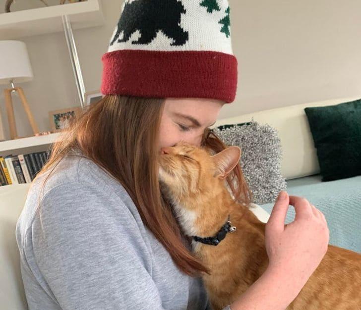 állatok nem tudják titkolni a boldogságukat